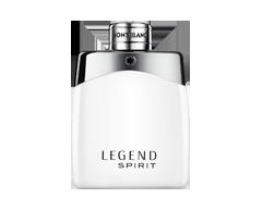 Image of product Montblanc - Legend Spirit Eau de Toilette for Men, 100 ml