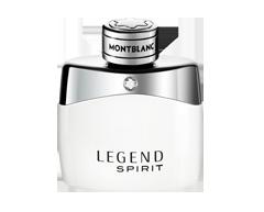 Image of product Montblanc - Legend Spirit Eau de Toilette for Men, 50 ml