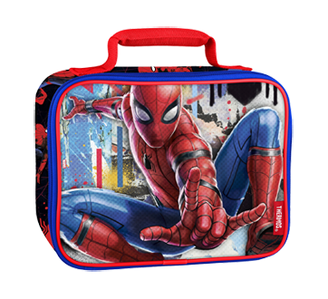 Image of product Thermos - Spider-Man Lunch Box, 1 unit
