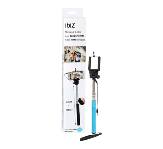 Cable Selfie Monopod, 1 unit