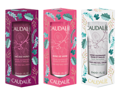 Image of product Caudalie - Crème Gourmande Mains et Ongles Gift Set, 3 units