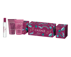 Image of product Caudalie - Thé des Vignes Gift Set, 3 units