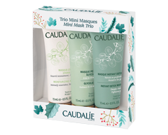 Image of product Caudalie - Mini Mask Trio Gift Set, 3 x 15 ml