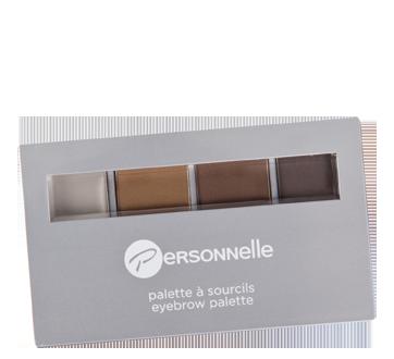 Eyebrow Palette, 3x1.1 g, Universal