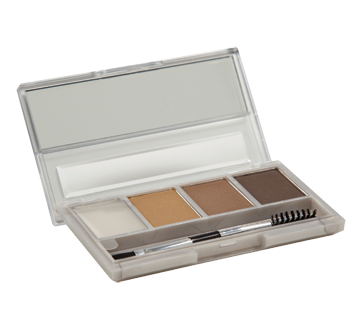 Image 2 of product Personnelle Cosmetics - Eyebrow Palette, 3x1.1 g, Universal
