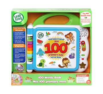 100 Words Book - Bilingual