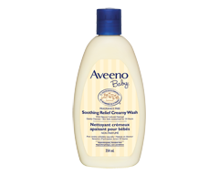Image of product Aveeno Baby - Soothing Relief Creamy Wash,, 354 ml
