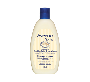 Soothing Relief Creamy Wash,, 354 ml