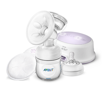 Image 2 of product Avent - Single Electric Breast Pump, 1 unit