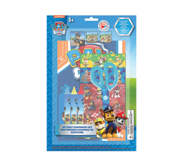 Image of product Paw Patrol - Early Learners Stationery Set, 1 unit