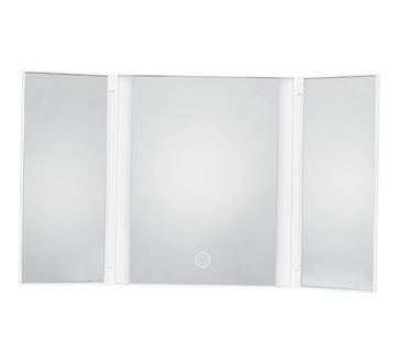 Image 2 of product Styliss by Conair - 3-Pannel Makeup Mirror, 1 unit
