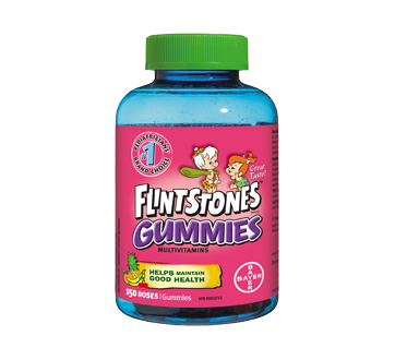 Image of product Les Pierrafeu - Flinstones Gummies Multivitamins, 150 units