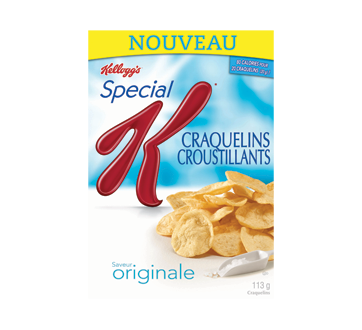 Image of product Kellogg's - Special K Original Cracker Chip, 113 g