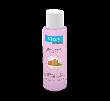 Extra Mild Nail Polish Remover, 150 ml