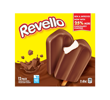IceCreamBar, 12 x 60 ml, Chocolate