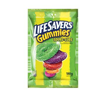Gummies Candy, 180 g, Sour