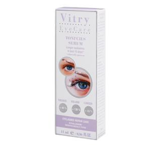 Toni'Cils Eyelashes Repair Serum, 11 ml