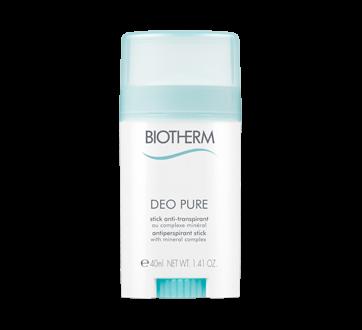 Pure Deo Antiperspirant, 40 ml