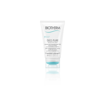 Pure Deo Antiperspirant Cream for Sensitive Skin, 40 ml