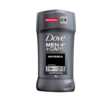 Image of product Dove Men + Care - Stain Defense Clean Antiperspirant Stick, 76 g