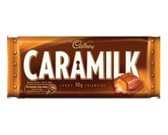 Image of product Cadbury - Caramilk, 50 g