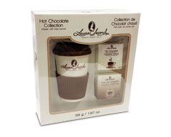 Image of product Laura Secord - Hot Chocolate and Travel Mug Gift Set