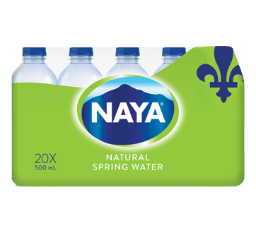 Naya Natural Spring Water, 20 x 500 ml