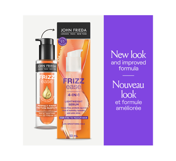 Image 2 of product John Frieda - Frizz Ease Thermal Protection Serum, 50 ml