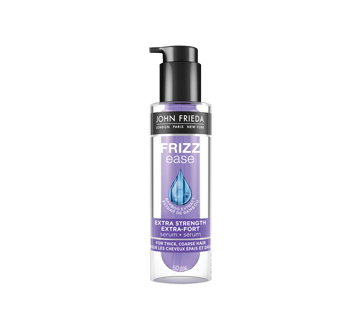 Frizz Ease Extra Strength 6 Effects + Serum, 50 ml