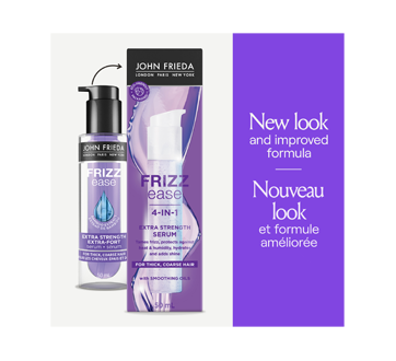 Image 2 of product John Frieda - Frizz Ease Extra Strength 6 Effects + Serum, 50 ml