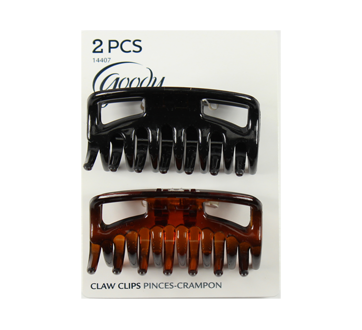 Image of product Goody - Claw Clips, 2 units