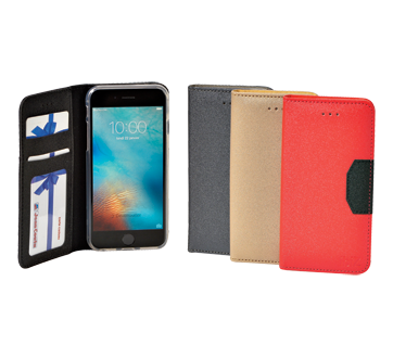 Wallet Case for iPhone, 1 unit