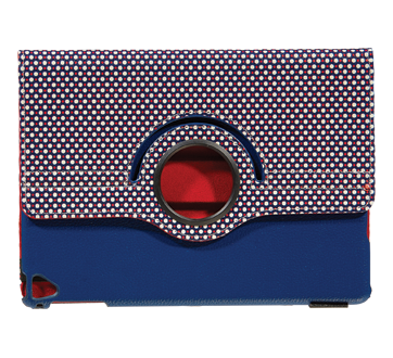 Image 2 of product ibiZ - Swivel Case for iPad Air 1 / 2