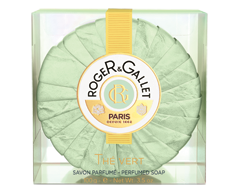 Image of product Roger&Gallet - Perfumed Soap, 100 g, Green Tea