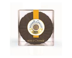 Image of product Roger&Gallet - Perfumed Soap, 100 g, Orange Wood