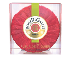 Image of product Roger&Gallet - Fleur d'Osmanthus Perfumed Soap, 100 g