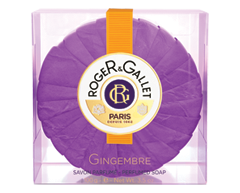 Image of product Roger&Gallet - Perfumed Soap, 100 g, Ginger