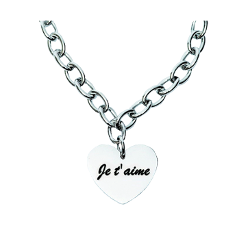 Bracelet, I love you, 1 unit
