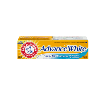 Image 3 of product Arm & Hammer - Advance White Toothpaste, 90 ml, Fresh Mint