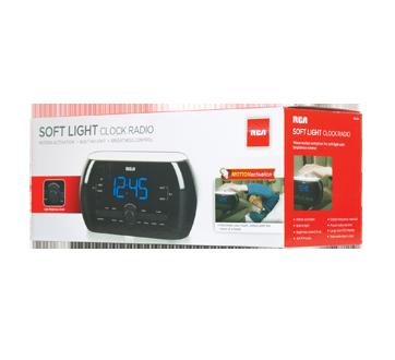Soft light clock radio (RC220), 1 unit