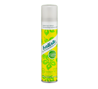 Dry Shampoo, Tropical, 200 ml