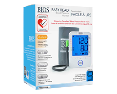 Image of product BIOS - Easy read blood pressure monitor BD201