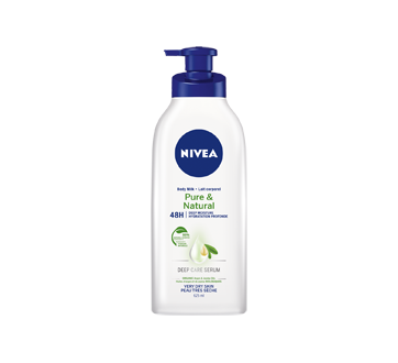 Body Milk - Pure & Natural, 625 ml