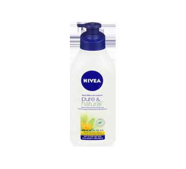 Image 3 of product Nivea - Body Milk - Pure & Natural, 625 ml