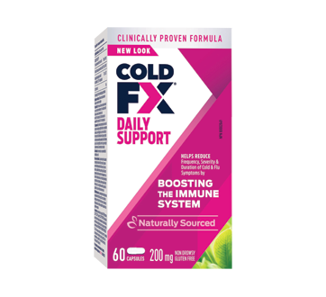 Image of product Cold-Fx - Cold-Fx 200 mg, 60 units
