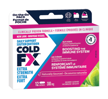 Image of product Cold-Fx - Cold-Fx Extra 300 mg, 12 units