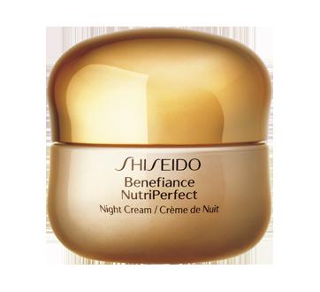 Benefiance NutriPerfect Night Cream, 50 ml