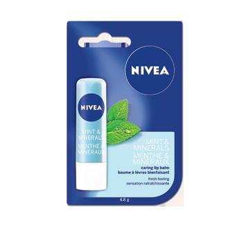 Lip Balm - Pure & Natural, Mint & Minerals