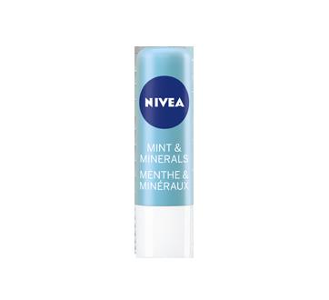 Image 2 of product Nivea - Lip Balm - Pure & Natural, Mint & Minerals