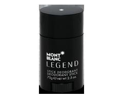 Image of product Montblanc - Legend - Deodorant Stick, 75 ml